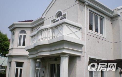 乔爱别墅高端品质稀缺双拼欧式居家装修南花园200平
